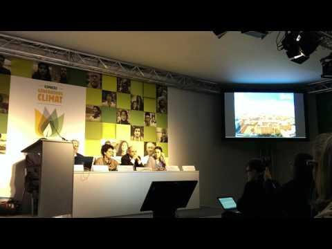 [COP21] Présentation des cahiers d'acteurs de la société civile