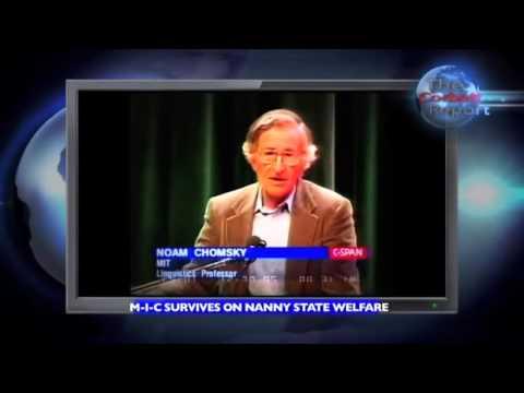 Seznamte se: Noam Chomsky - uvidíte na televizi KINOSVĚT