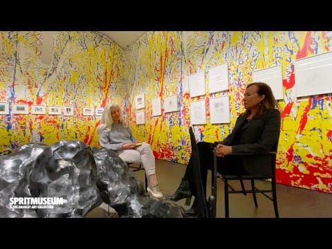 Gorilla Talk med Mia Sundberg och Karin Sidén.