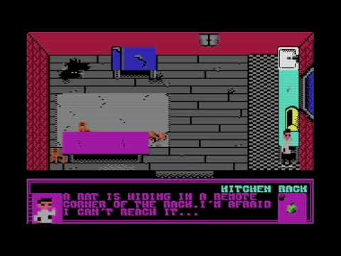Kevin In The Woods (2018) | Preview | C64 | Homebrew World