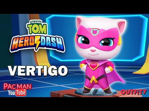 Talking Tom Hero Dash  Special Events Vertigo Talking Angela