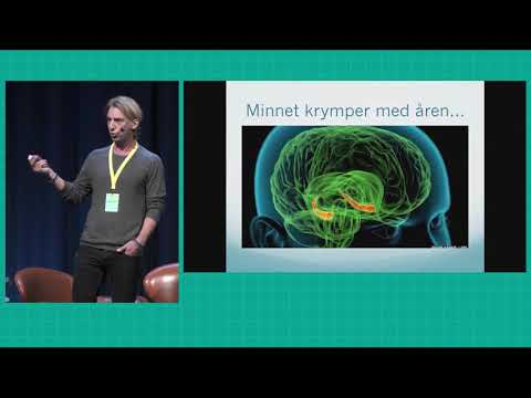 Föredrag: Anders Hansen om Den artificiella intelligensens intåg i sjukvården