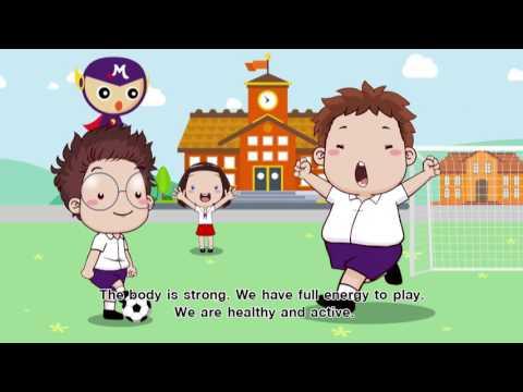 Mondelez Thailand M Hero animation series EP Benefit of breakfast 6 00s