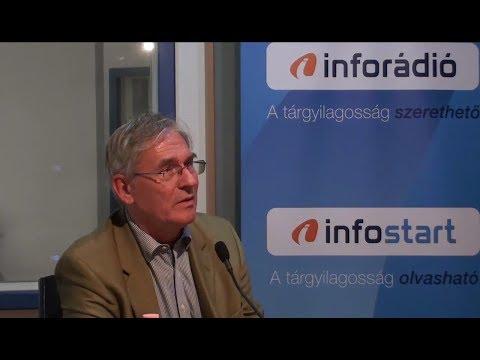 InfoRádió - Aréna - Magyarics Tamás - 1. rész - 2019.05.14.