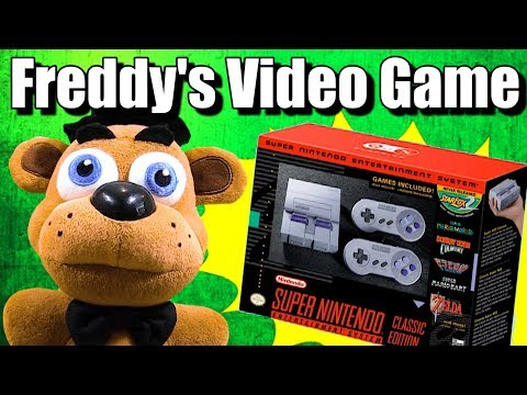 connectYoutube - FNAF Plush Episode 124 – Freddy's Video Game
