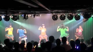 アップアップガールズ(仮)「Danceでバコーン!」