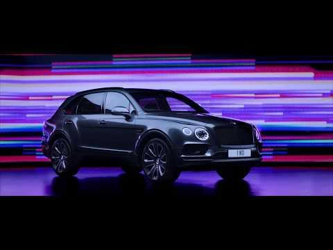 Bentayga Design Series launch film | Bentley Motors