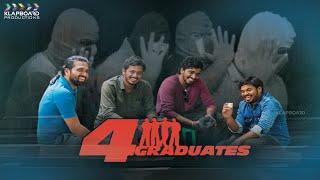 4 Graduates Latest Telugu Short Film | Written & Directed By Rajesh Pratap | - YOUTUBE