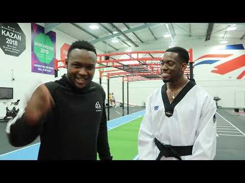 EPISODE 5: Professional boxer Viddal Riley meets Olympic silver medallist Lutalo Muhammad