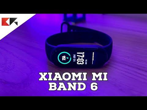 Recensione Xiaomi Mi Band 6: migliorata