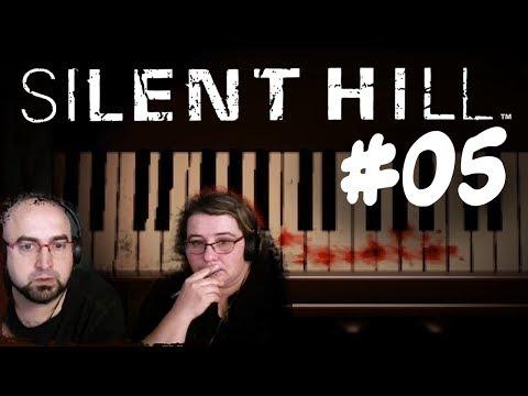 Silent Hill Gameplay (Español) (PSX) - Parte 5 - El Piano Ensangrentado