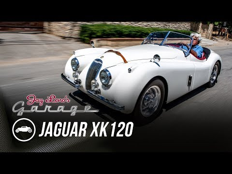 1954 Jaguar XK120 - Jay Leno's Garage