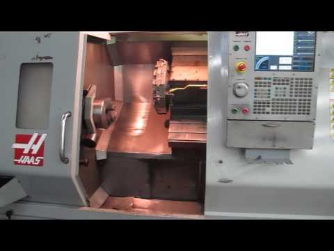 Haas SL-30T CNC Turning Center with Programmable Tailstock