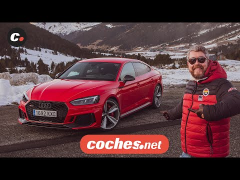 Audi RS5 Sportback 2019 | Primera prueba / Test / Review en español | coches.net