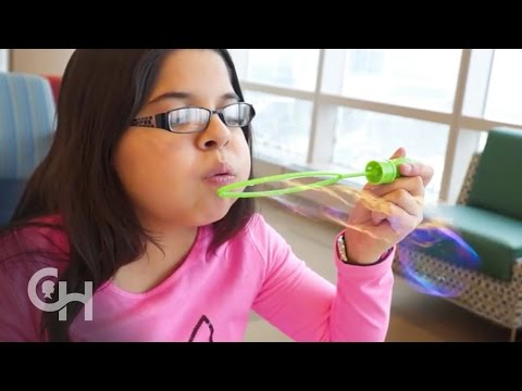Home: Children with Lung Disease at Children's Hospital
