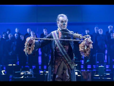 Candide - Gidon Saks as Dr Pangloss
