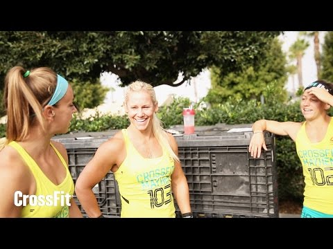 Behind the Scenes: CrossFit Mayhem Freedom, Part 7 - Journal Preview