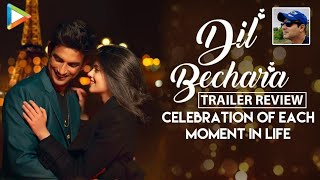 "Dil Bechara Trailer Review - ""I had tears in my eyes"" :Faridoon Shahryar   Sushant Singh Rajput - HUNGAMA"