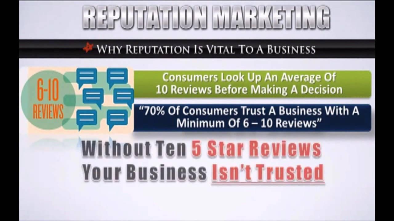 Online Reputation Marketing vs Online Reputation Management