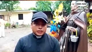 Policía detiene a mujer que irrumpió en Iglesia de Altagracia