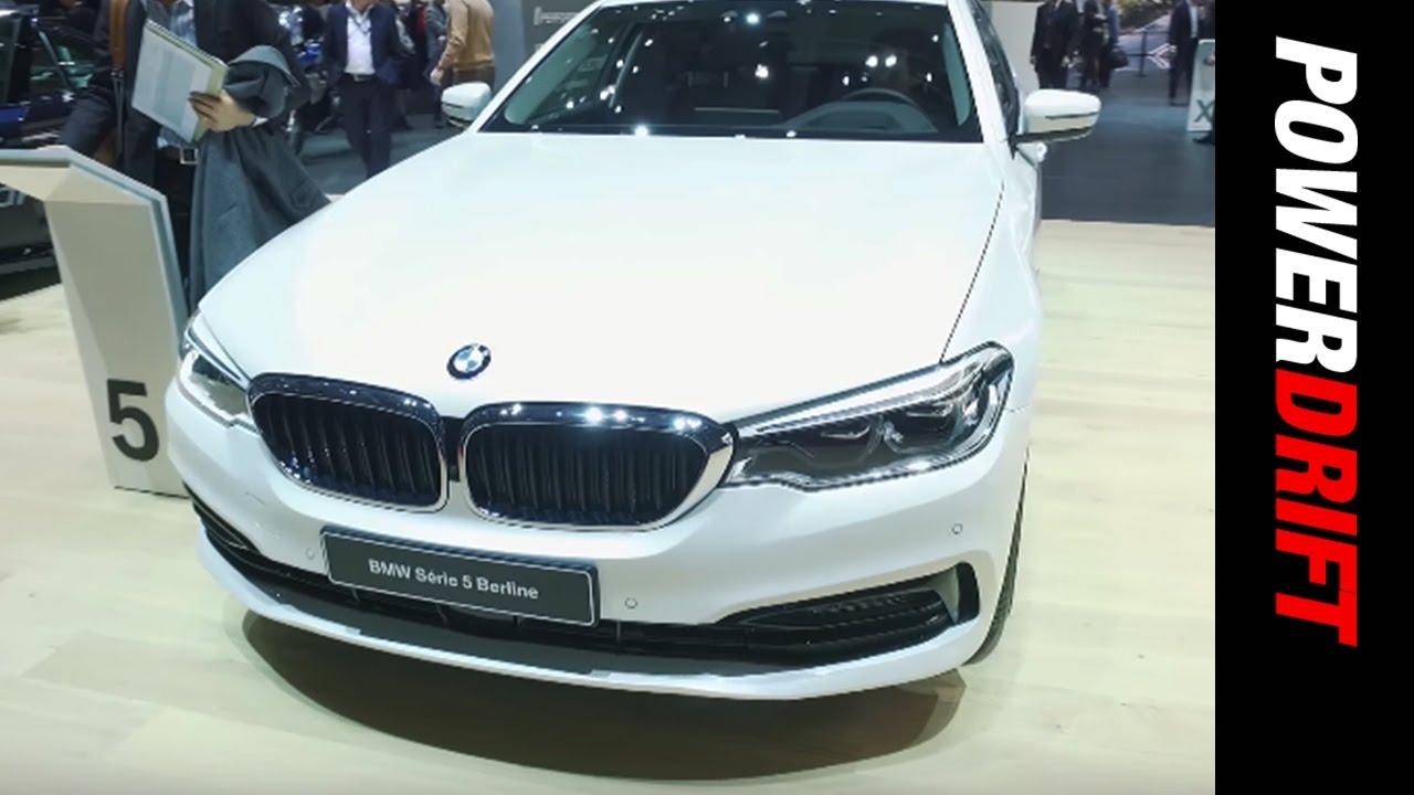 BMW 5 Series (2017) : Geneva Motor Show : PowerDrift