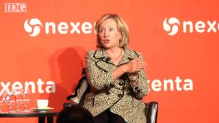 Hillary Clinton: 'Our technology companies are not part of our government'