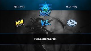 Dota 2 Sharknado (XMG Captains Draft 2.0)