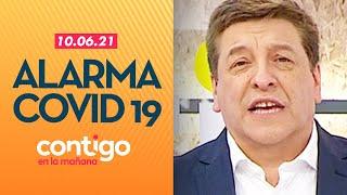 Contigo en La Mañana - CUARENTENAS EN CHILE | Capítulo 10 de junio 2021