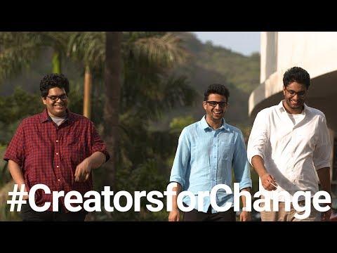 connectYoutube - YouTube Creators for Change: AIB