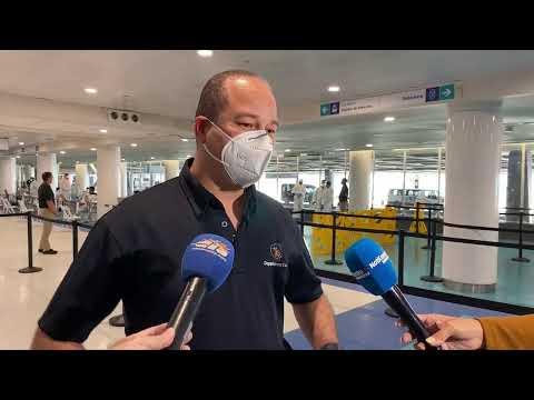 Te explicamos las nuevas medidas de seguridad contra el COVID-19 en el aeropuerto