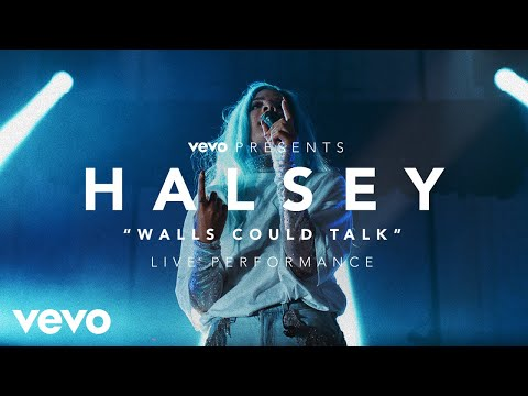 connectYoutube - Halsey - Walls Could Talk (Vevo Presents)