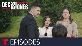 Decisiones: unos ganan, otros pierden   Episode 24   Telemundo English