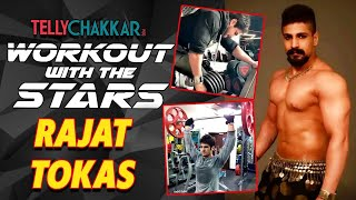 Naagin actor, Rajat Tokas shares the secret behind maintaining such a fit physique | Checkout - TELLYCHAKKAR