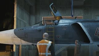 How to Use a Jet to Kill Someone in Hitman - IGN Plays Live