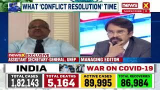 Satya S Tripathi, Assistant Secretary General, UNEP speaks to NewsX | NewsX - NEWSXLIVE