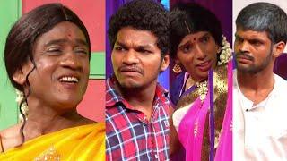 Mass Avinash,Raising Raju & Rangasthalam Mahesh Performance  - Pellam Oorelithe Hilarious Skit - MALLEMALATV