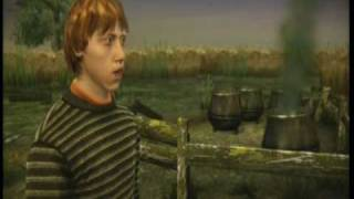 Harry Potter: Half Blood Prince Walkthrough Part 1 - Learning the Basics and Arrival at Hogwarts