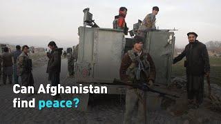 Afghanistan's rocky road ahead