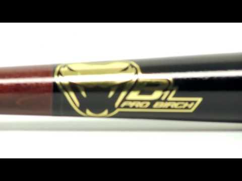 Viper Ultralight Birch Wood Bat: VYUL Senior League