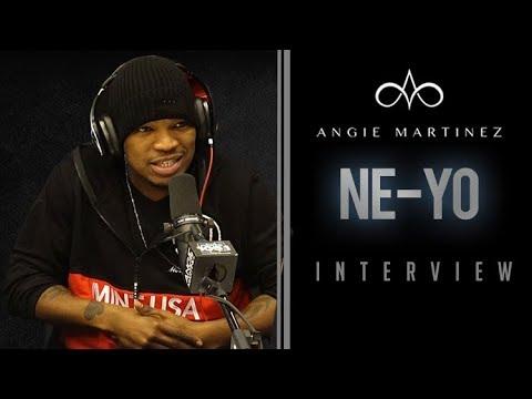 Ne-Yo Talks New Album, Season 2 World of Dance + Married Life