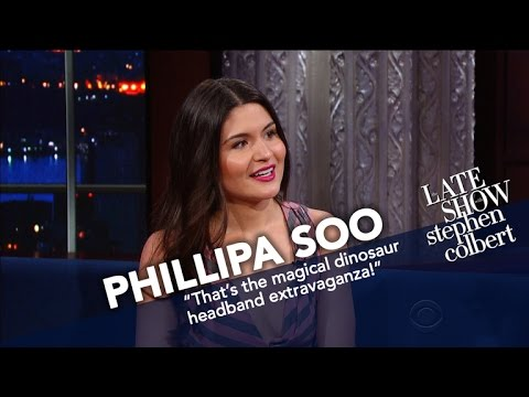 Phillipa Soo Lost Her Cool When Julie Andrews Came To 'Hamilton'