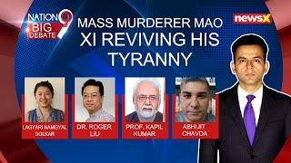 Mass Murderer Mao | Xi reviving his tyranny | NewsX - NEWSXLIVE