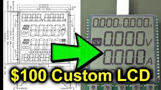 EEVblog #1105 - $100 Custom LCD Design - Part 3