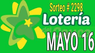 Resultado lotería del Cauca 16 de Mayo de 2020