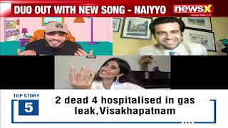 Watch: Raftaar & Akasa Rehash Naagin into a Quarantine special   NewsX - NEWSXLIVE