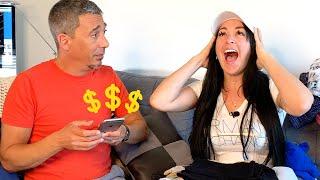 Cómo quitarle el dinero a tu marido  ????
