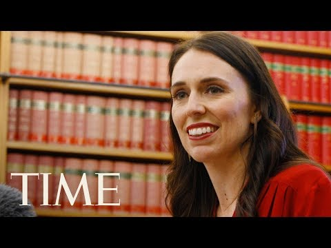 New Zealand's New Prime Minister Jacinda Ardern Is The World's Youngest Female Leader | TIME
