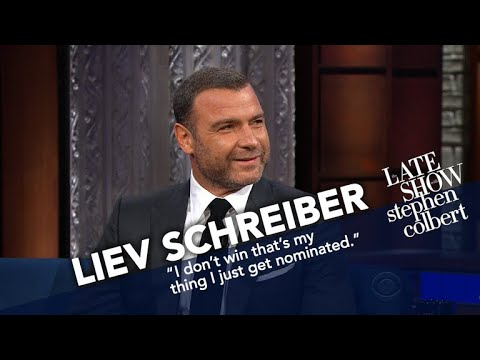 Liev Schreiber's Acting Secret Is The 'Silent Fart' Face
