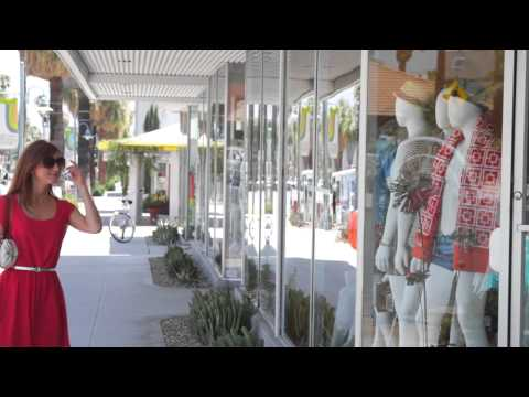 Palm Springs California: Shopping, Dining, Spas and Resort Living