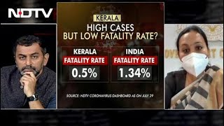 Kerala: High Covid Cases but Low Fatality Rate? - NDTV